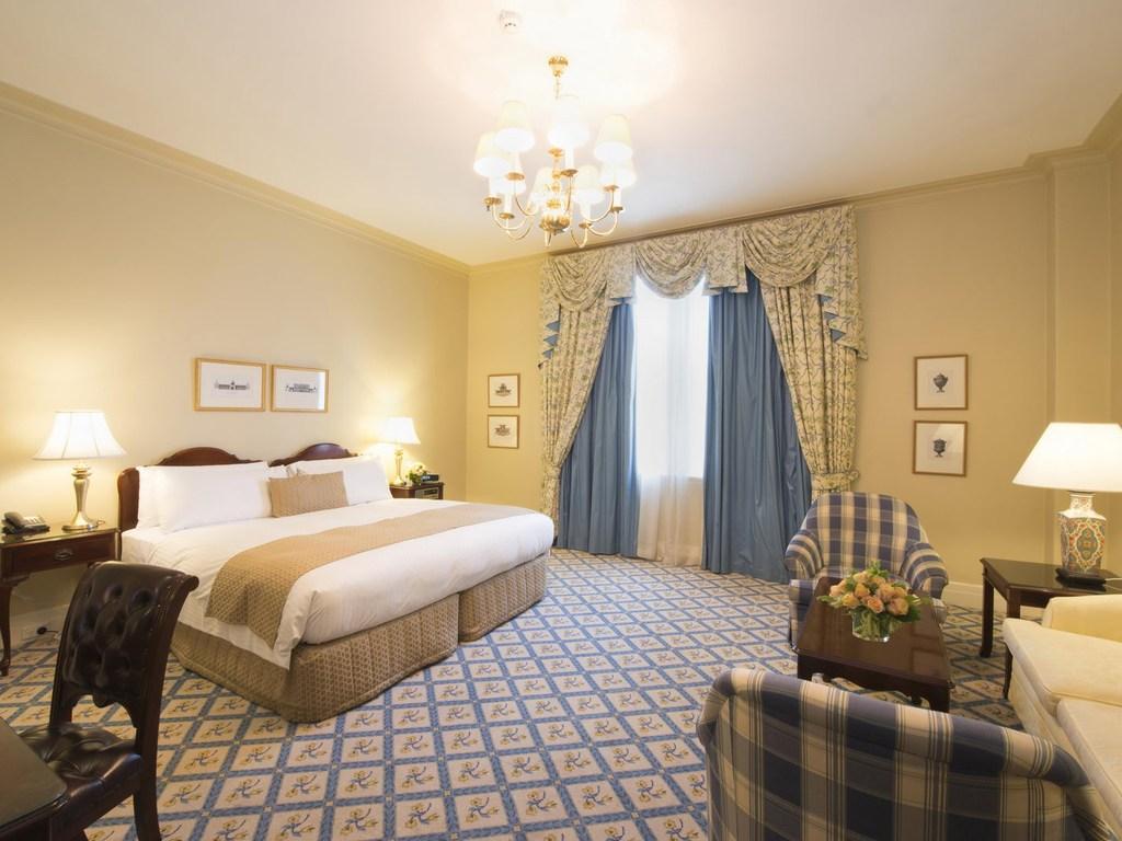 Melbourne Casino Hotel Rooms